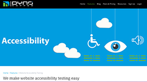 Accessibility of Government Websites